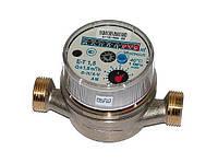 """Водомер для холодной воды Hidrotech ET-1,5 U 1/2"""", 1,5 куб., cо штуцером (00001701022693)"""