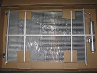 Радиатор кондиционера NISSAN X-TRAIL (T31) (07-) (производство Van Wezel) (арт. 13005328), AGHZX
