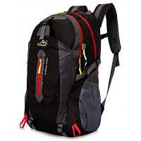 FengTu Походный рюкзак для восхождения спортивная сумка для мужчин и женщин для активного отдыха 40л Чёрный