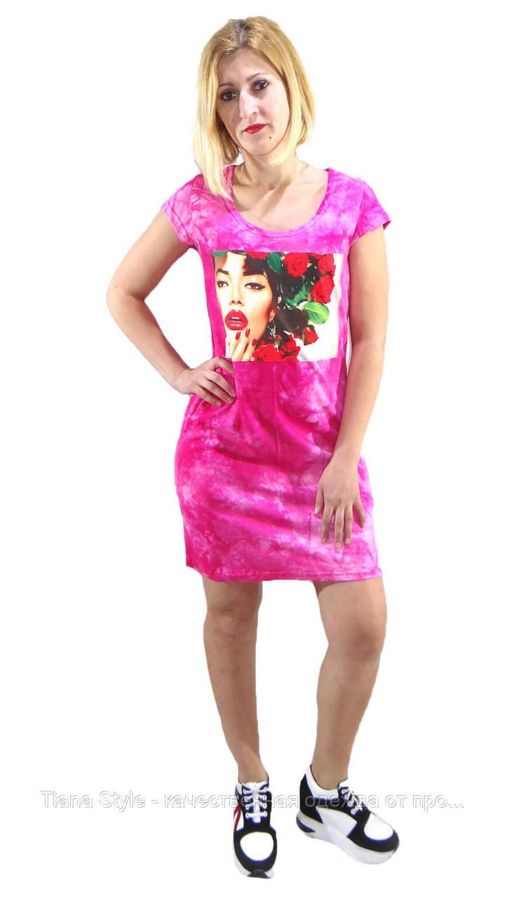 Женское платье туника р.42-54