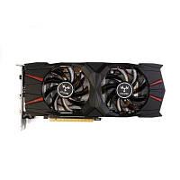 Цветная NVIDIA GeForce GTX 1060 3G видеокарта видеоадаптера Чёрный