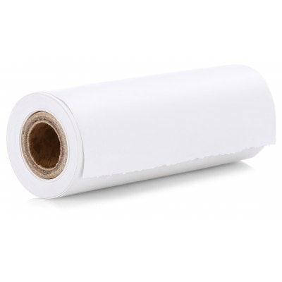 8шт Бумага для термопечати 80 х 30 мм - Белый, фото 2