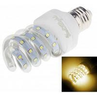 Youoklight 1шт E27 9W Ac 220V 23 светодиода 2835 SMD теплый белый / холодный белый свет светодиодная кукурузная лампа Тёпло-белый