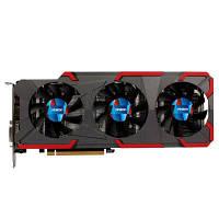 Yeston GeForce GTX1080 8G D5X GAEA 10GHz Видеокарта Чёрный
