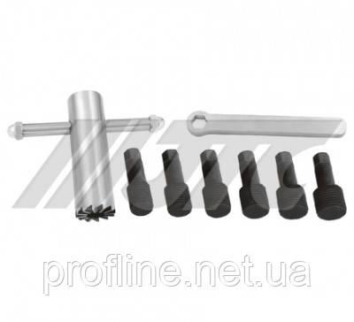 Инструмент для восстановления маслосливных отверстий JTC 4494 JTC, фото 2