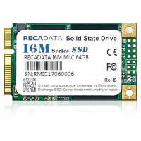 RECADATA 64ГБ твердотельный накопитель SSD Белый и зеленый