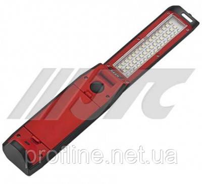 Лампа складная аккумуляторная 4.2V/5200 мА/ч. (48 диодов.)  5429 JTC