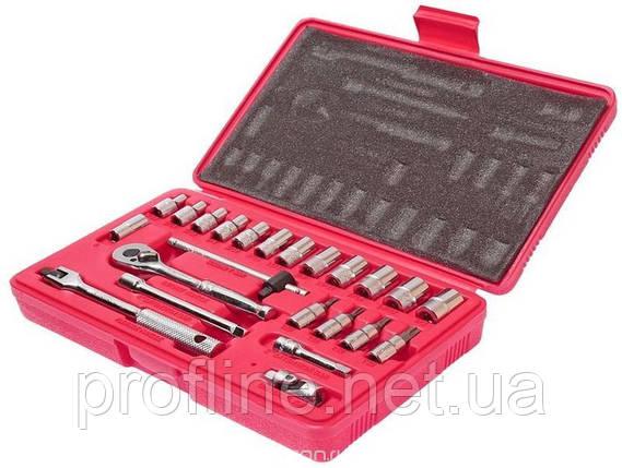 Набор инструмента метрический 23 ед. JTC H223B JTC, фото 2