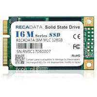 RECADATA 128GB твердотельный накопитель SSD Белый и зеленый
