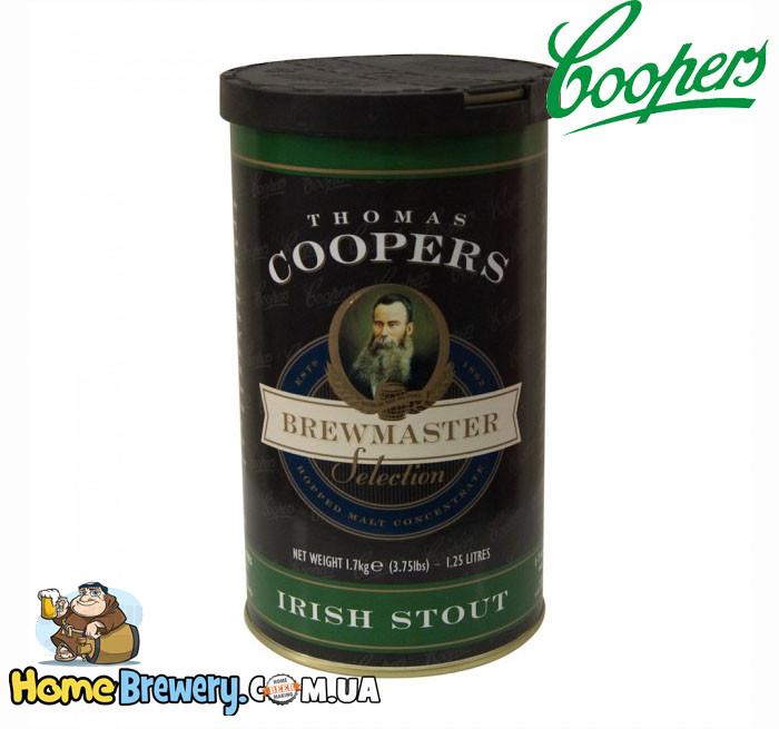 Экстракт пива Coopers Irish Stout 1,7кг