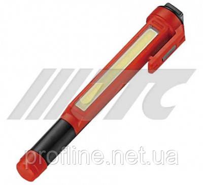 Ручка-фонарик с магнитом (5W, 450 лм.)  5349 JTC, фото 2