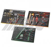 Комплект инструментов (191 предмет) JTC US0191 JTC