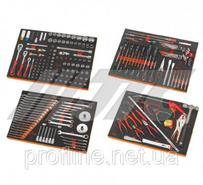 Комплект инструментов для Mercedes-Benz (217 предметов) JTC  MB0217 JTC