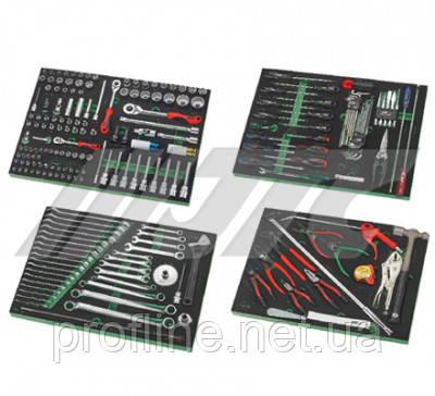 Комплект инструментов для VAG (215 предметов) JTC  VA0215 JTC, фото 2