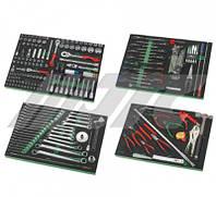 Комплект инструментов для VAG (215 предметов) JTC  VA0215 JTC