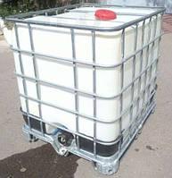 Еврокуб контейнер емкость для хранения жидкостей