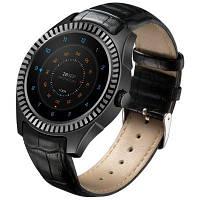 NO.1 D7 3G умные часы телефон Чёрный