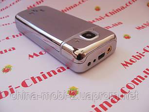 Тактический телефон - копия Nokia 6700 dual (Yestel 6700+) 2500 mAh, лазер+фонарик, фото 3