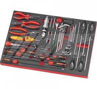 Набор инструментов (2 секция)  UB2043 JTC