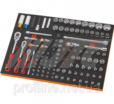 Набор инструментов для Mercedes-Benz (1 секция)  MB1116 JTC, фото 2