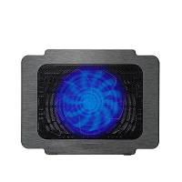 Кулколд K16 ноутбука кулер ноутбук охлаждающий вентилятор Pad Чёрный