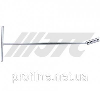 """Ключ для свечей зажигания (магнитный) 5/8""""(16мм)х450мм JTC 3649 JTC, фото 2"""