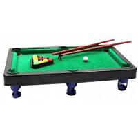 Обучающая игрушка, настольная игра бильярд- мини набор 55924