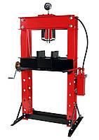 Пресс гидравлический напольный с вертикальным насосом 50  тонн Profline 97390