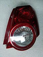 Фонарь задний AVEO 4 (Т255) правый ХБ (пр-во DEPO)