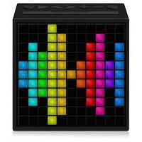 Divoom Timebox смарт портативный светодиодный динамик с блютуз Чёрный