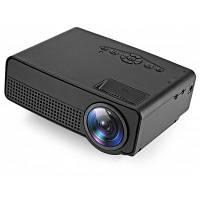 H100 инструкция светодиодный проектор 600 Люмен х 480 Поддержка 800 х 480p 320P Европейская вилка