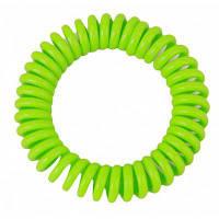Защитный браслет от комаров Зелёный