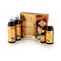 """Набор для волос Интенсивный курс """"Яркость и защита цвета волос"""" Planeta Organica"""
