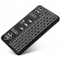TZ Q9 блютуз клавиатура с сенсорной панели мыши Чёрный