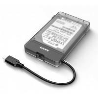MAIWO K104G2C USB-C к SATA 2.5-дюймовый внешний жесткий диск Чёрный