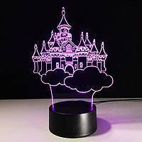 3D лампа-светильник ДВОРЕЦ, фото 1