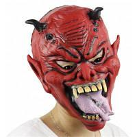 YEDUO Латексная маска страшный монстр для Хэллоуина фестиваля косплея разноцветный