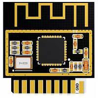 ESP8266 рассеивающий модуль-порт для WiFi ESP-01M с низкой мощностью Чёрный