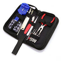Профессиональный комплект инструментов для ремонта часов 16шт / набор Цветной