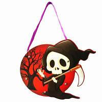 Детская сумка для конфет на Хэллоуин Смерть