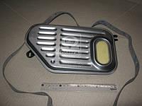 Фильтр масляный АКПП AUDI A4, A6, Volkswagen PASSAT 96- с прокладкой (производство KNECHT-MAHLE), ADHZX