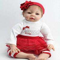 Моделирование Силиконовые Детские Реалистичные Девочка Игрушки Куклы Цветной