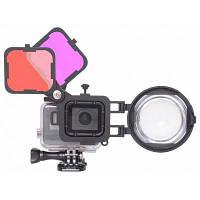 Fantaseal 3 в 1 комплект отражателей для дайвинга к GoPro HERO5 Цветной