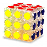 ABS 57мм головоломка магический куб 3 х 3 х 3 41432
