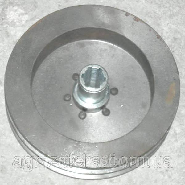 Шкив привода гидронасоса НШ 32У-З 238АК  Дон-1500Б