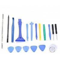 18 в 1 Набор инструментов для демонтажа сотовых телефонов Цветной