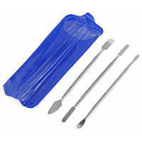 Инструменты для демонтажа металлических дисков 3шт Серебристый