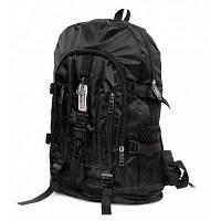 Открытый универсальный портативный детский рюкзак для альпинизма Чёрный
