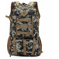 Наружный многоразовый нейлоновый тактический рюкзак Цифровой Джунгли Кам