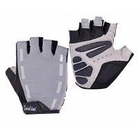 Спортивные дышащий Открытый Half-Finger перчатки для мужчин M